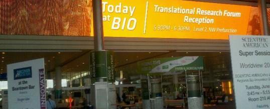 BIO-Pugatch Consilium Report on IPRs Launched at BIO 2012