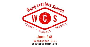 Pugatch Consilium at the World Creators Summit, June 4-5 2013 Washington DC