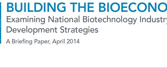 Pugatch Consilium releases new report on National Biotechnology Innovation strategies