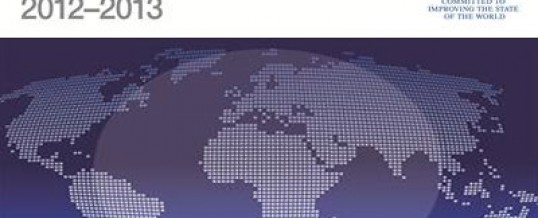 Small is better? New World Economic Forum Global Competitiveness Report puts smaller countries on top