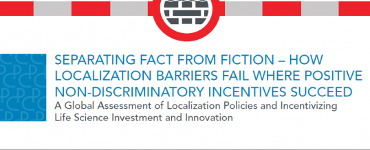Separating Fact from Fiction – How Localization Barriers Fail Where Positive Non-discriminatory Incentives Succeed